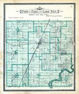Lake and Pike Twp. 002, Muscatine County 1899